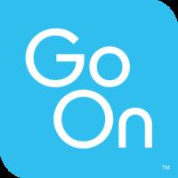 Go On logo