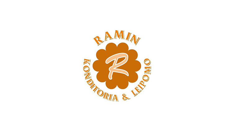 Ramin konditorian logo